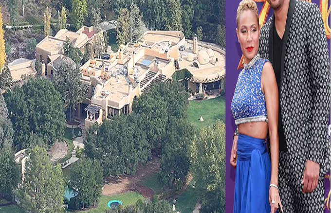 Fire breaks out at Will Smith and Jada Pinkett's $42M Calabasas home, Fire breaks out at Will Smith and Jada Pinkett's $42M Calabasas home, Relay Vibes