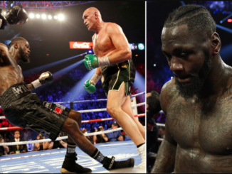 Deontay Wilder to have emergency surgery after Tyson Fury defeat