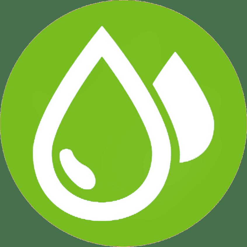 Dit is het icoon voor water. De systemen van Reldair zijn namelijk geschikt voor alle soorten water. Voor meer info mail ons gerust!
