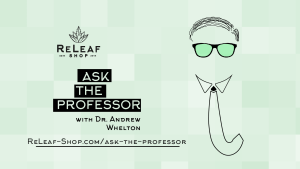 Ask the Professor with Dr. Andrew Whelton