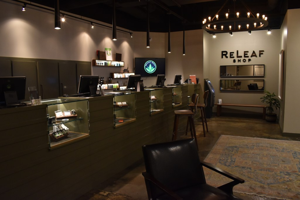 ReLeaf Shop Showroom
