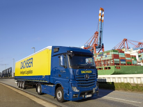 Dachser offers sea freight LCL expedited service from ...