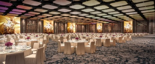 Galaxy Entertainment Group Introduces Galaxy International Convention Center and Galaxy Arena - Asia's Ultimate Integrated Resort & MICE Destination in Macau - Brand Spur