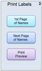 print name badge labels strengthsfinder themes spreadsheet cascade