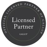 Gallup Licensed Partner