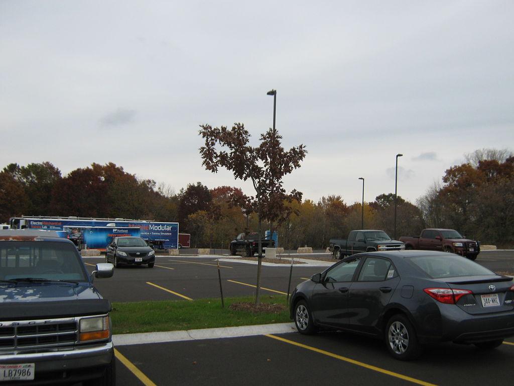 Nwtc Parking Lot Aa Improvements Robert E Lee