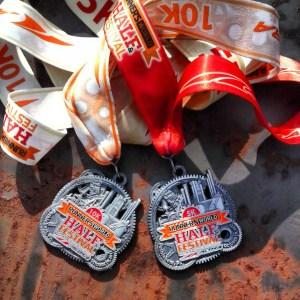 Runner's World Half Festival – Five & Dime Race Report