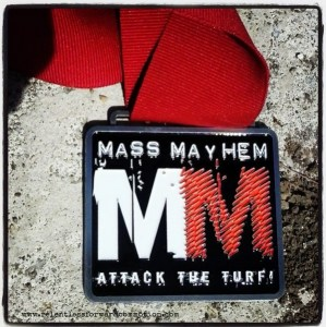 Mass Mayhem Race Report & Pictures