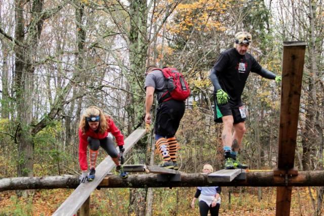 Shale Hill Adventure Farm Halloween Obstacle Run
