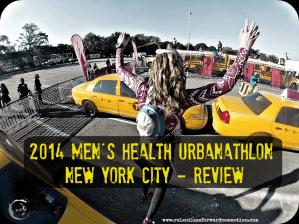 Men's Health Urbanathlon – New York – Review