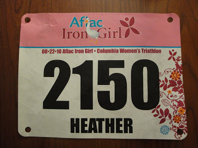 Iron Girl Columbia