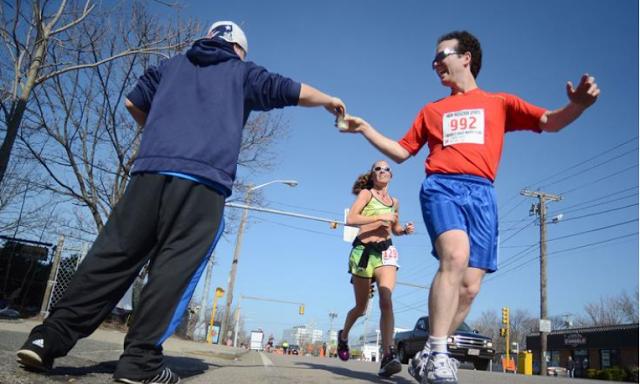 Quincy Half Marathon