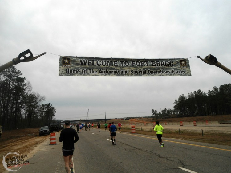 All American Marathon Ft. Bragg