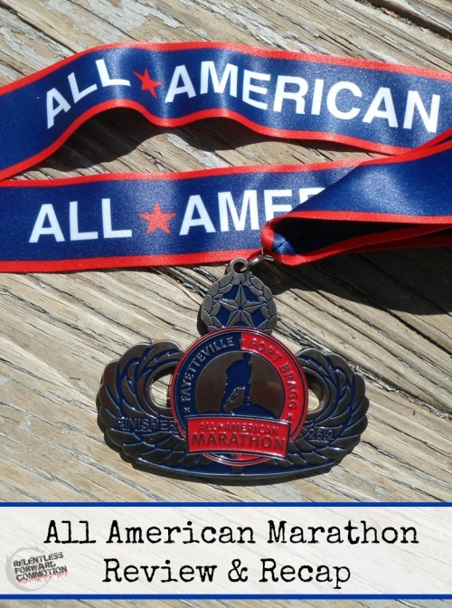 All American Marathon Review