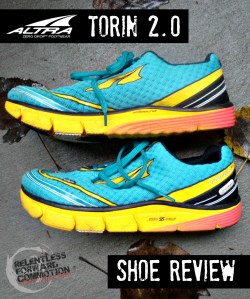 Altra Torin 2.0 Review