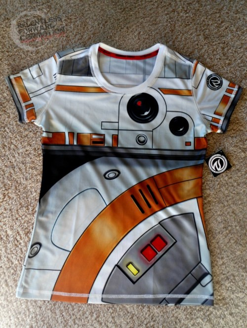 INKnBURN BB8 shirt