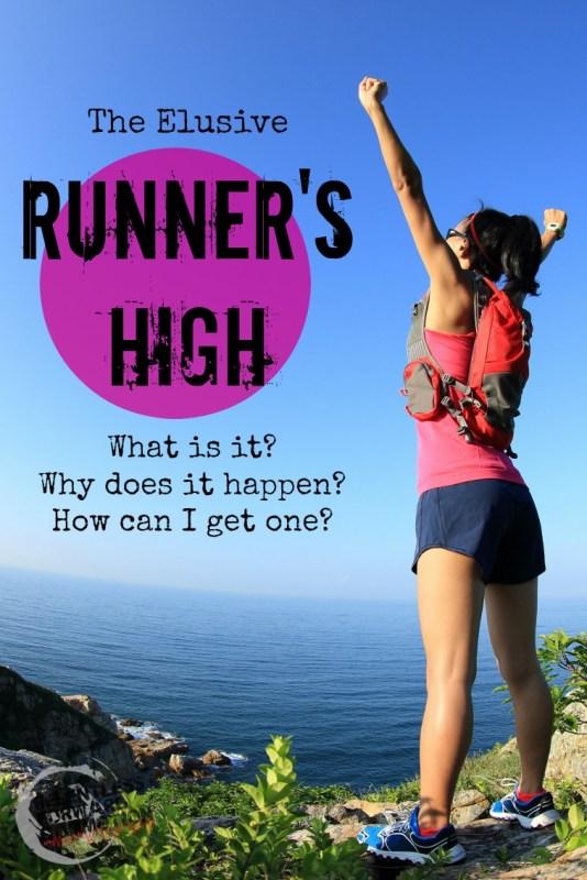 The Elusive Runner's High