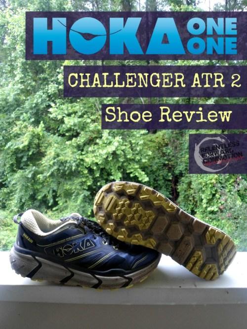 Hoka One One Challenger ATR 2 Shoe Review