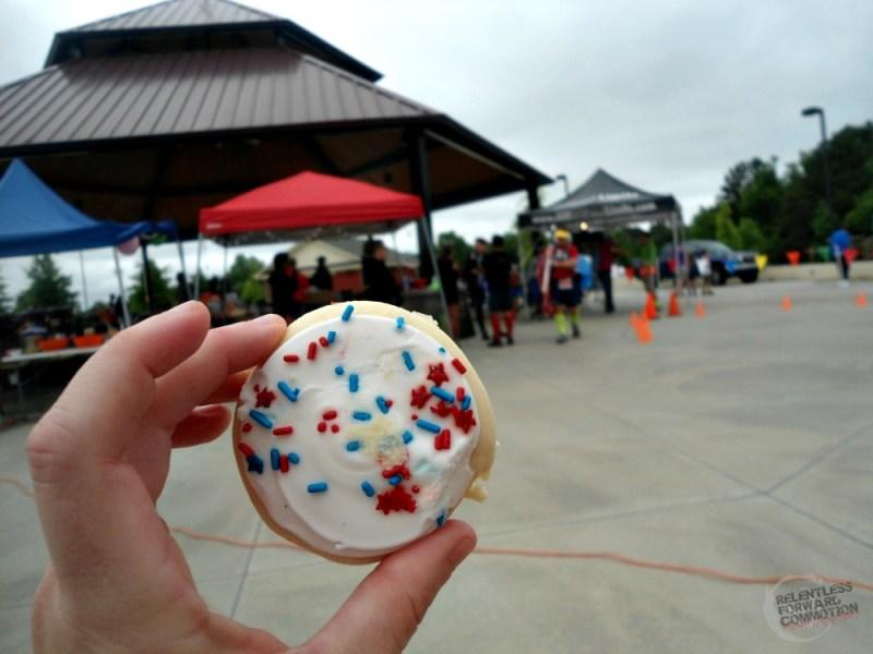 Ultra Marathon Cookie