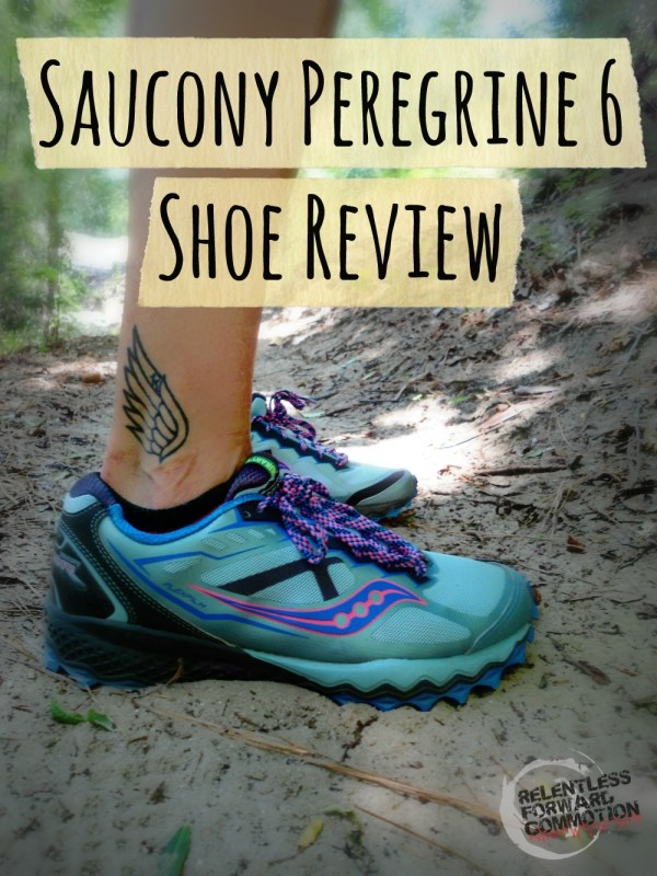 Saucony Peregrine 6 Shoe Review