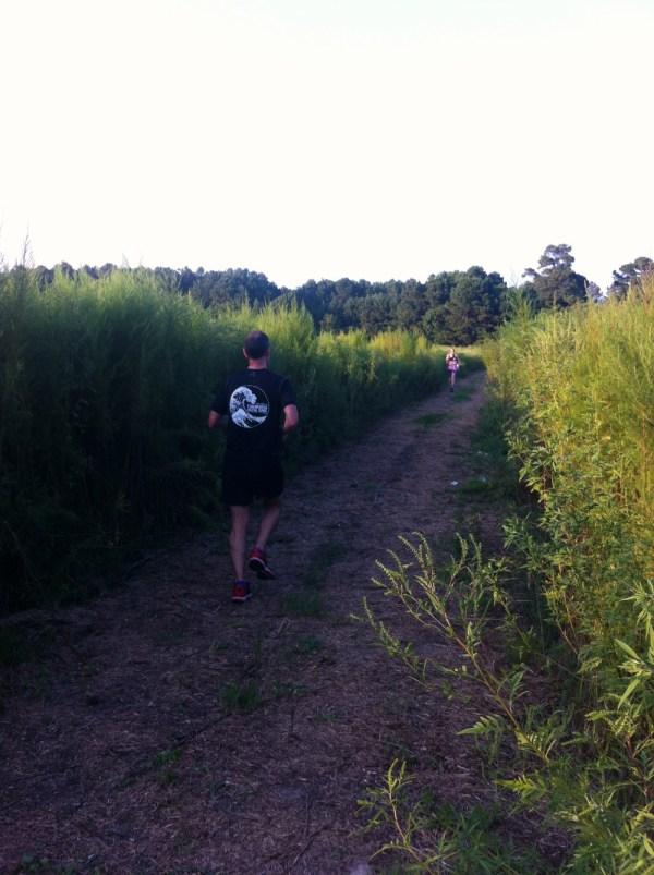Copperhead 20K course