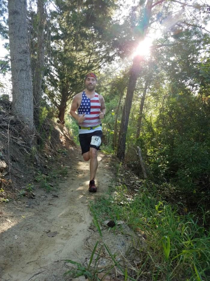 Chris Scorched Trails
