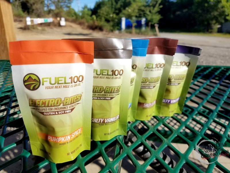 Fuel100 Electro-Bites Sample Pack