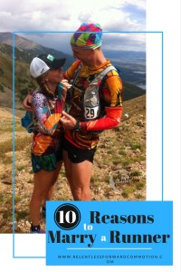 10 Reasons to Marry a Runner (From a Fellow Runner's Point of View)