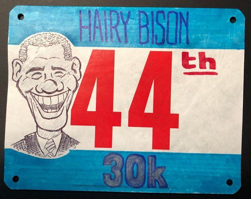 Hairy Bison 30K