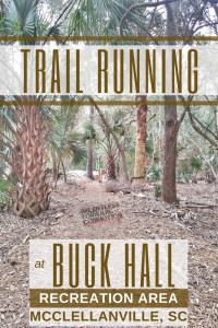 Trail Running at Buck Hall Recreation Area