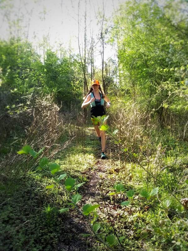 Trail Running and Poison Ivy
