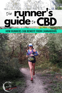 The Runner's Guide to CBD:  How Runners Can Benefit from Cannabidiol