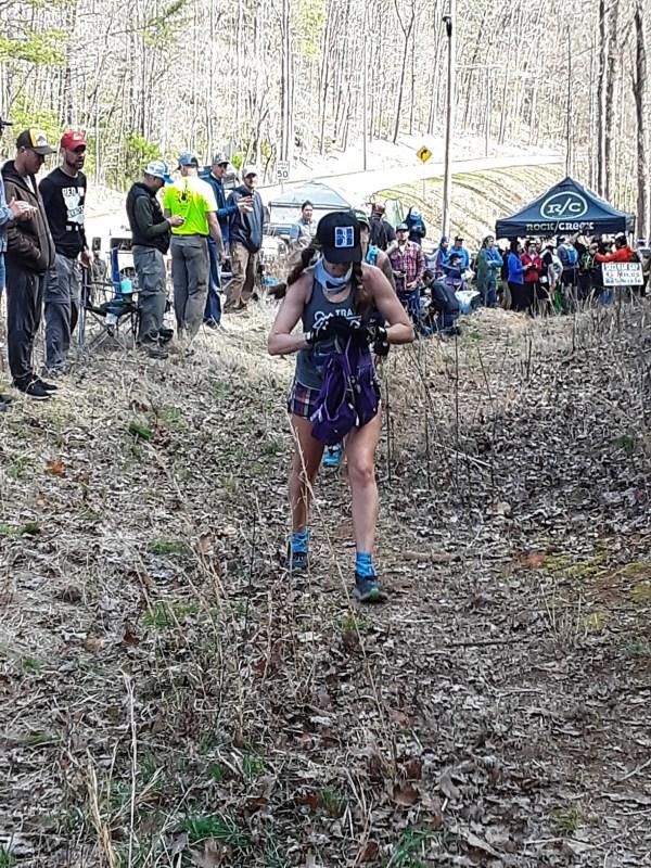 Heather Hart Georgia Death Race