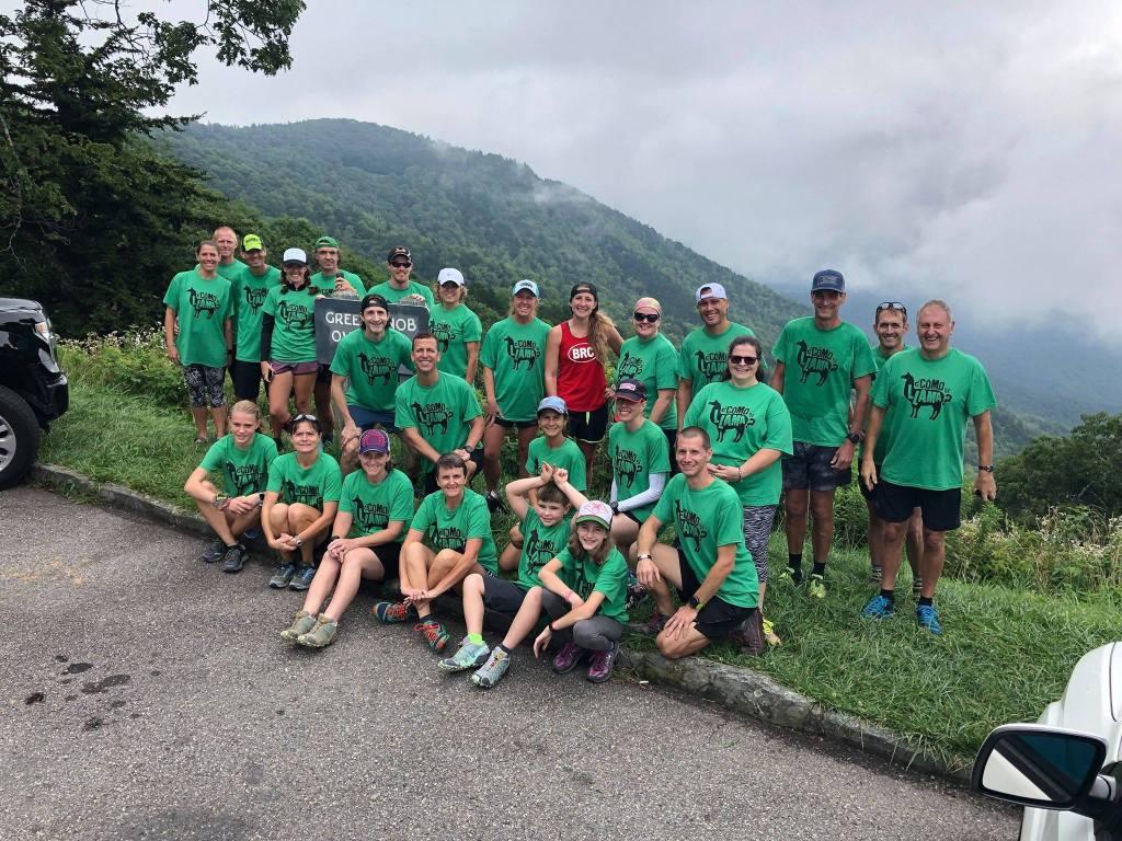 2019 Upstate Ultra's Trail Running Camp Crew