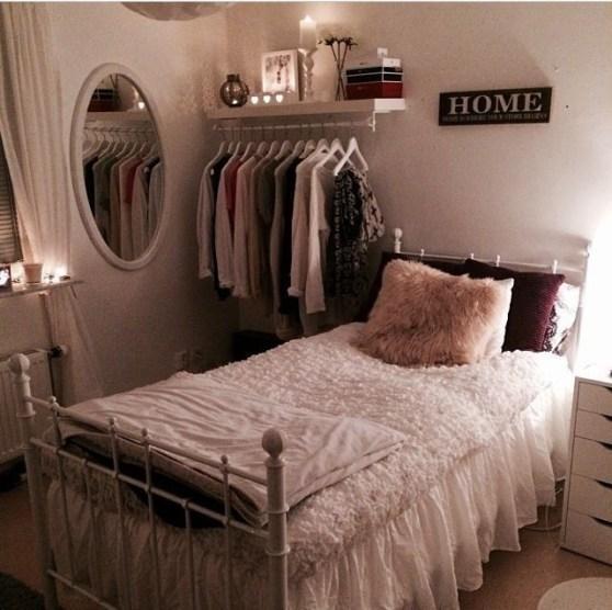40 Small Bedroom Organization Ideas Tips Relentless Home
