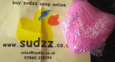 Sudzz bathbomb