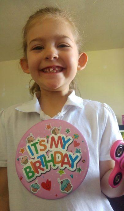 Eva's 7th birthday