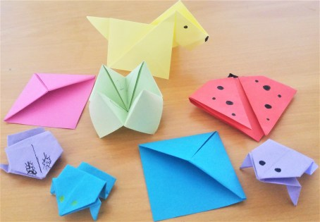 10 ways to keep kids busy indoors without a screen - Origami