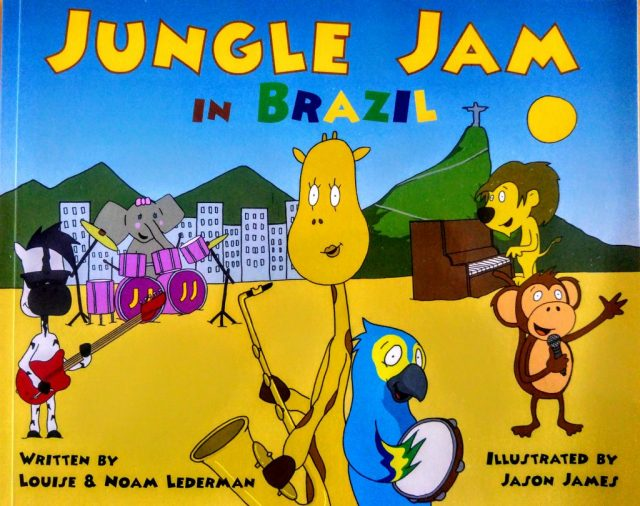 Jungle Jam in Brazil