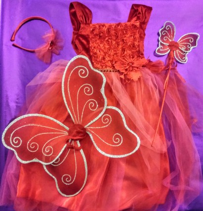 Garnet Fairy Dress from Pretend To Bee