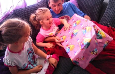 Izzy's 3rd Birthday