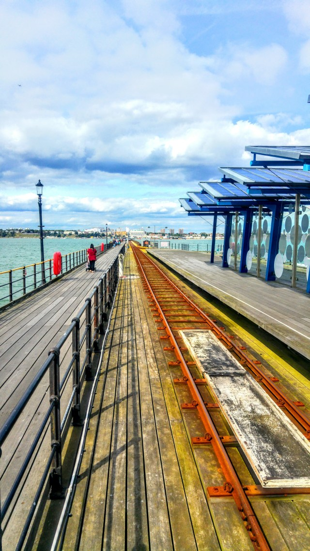 My Sunday Photo - Southend Pier Railway