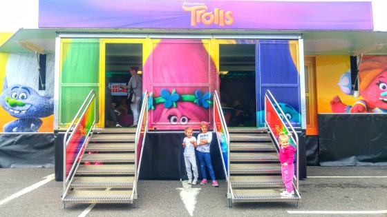 Trolls Truck Tour Lakeside