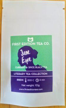 Literary tea