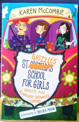 St grizzles school for girls, ghosts and runaway grannies