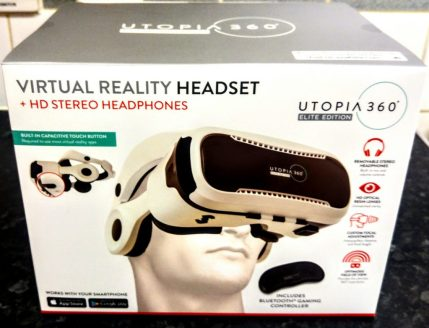 ReTrak Utopia 360° Elite Edition VR Headset