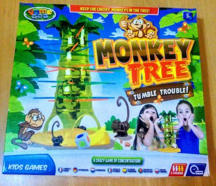 Monkey Tree Game