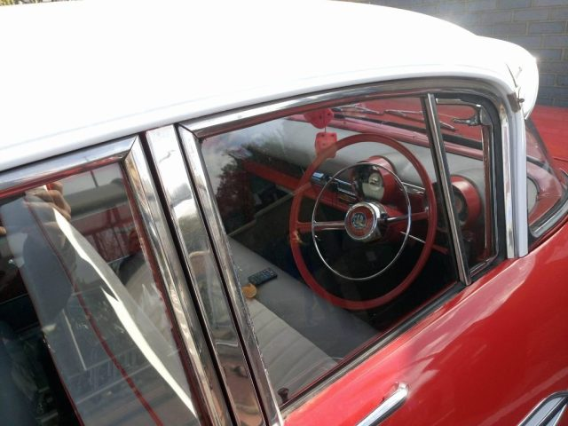 Vauxhall Cresta PA inside