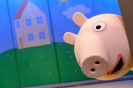 Peppa Pig's adventure Live