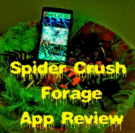 Spider Crush Forage Game -App Review